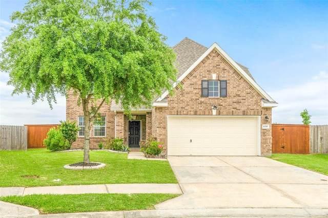 8339 Hampton Bay Drive, Baytown, TX 77523 (MLS #81446878) :: Caskey Realty