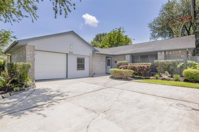 313 Meadow Wood Court, League City, TX 77573 (MLS #81447635) :: Texas Home Shop Realty