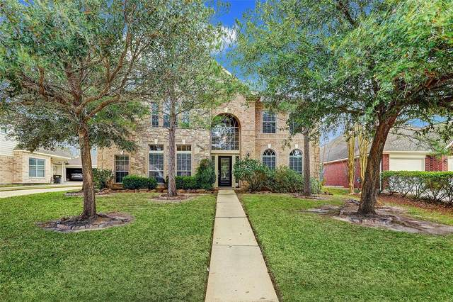 19402 Brittany Creek Drive, Spring, TX 77388 (#81447982) :: ORO Realty