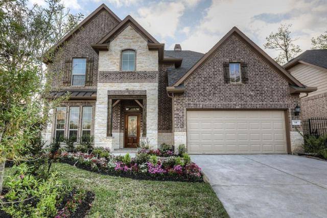 18 Cohasset Place, Tomball, TX 77375 (MLS #81449410) :: The SOLD by George Team