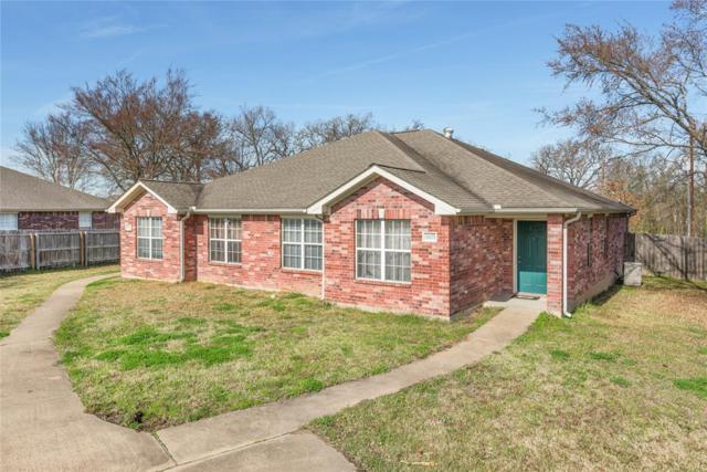 1601 Enloe Court, Bryan, TX 77802 (MLS #81451788) :: The Sansone Group