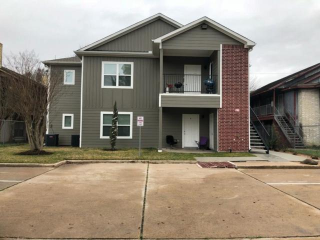 6122 W Mount Houston Road #4, Houston, TX 77088 (MLS #81456722) :: Green Residential