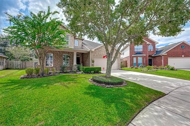 6147 Dunbar Court, League City, TX 77573 (MLS #81461061) :: Rachel Lee Realtor