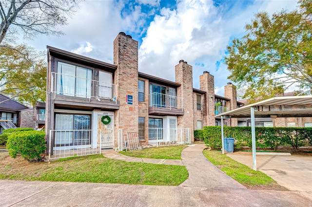 6633 W Airport Boulevard #1307, Houston, TX 77035 (MLS #81472207) :: Connect Realty
