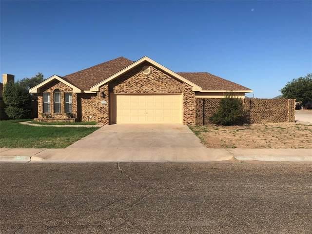 1315 N Carol Avenue, Monahans, TX 79756 (MLS #81483768) :: The Queen Team