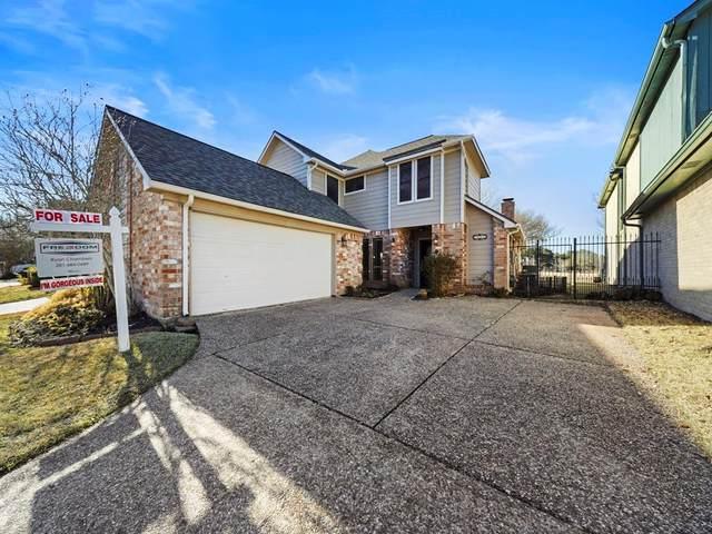 2842 Lake View Dr Drive, Missouri City, TX 77459 (MLS #81490782) :: The Property Guys