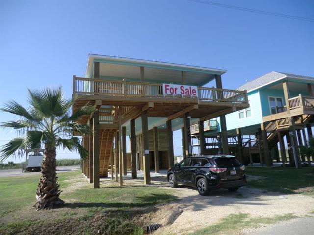 2567 Palm Drive, Crystal Beach, TX 77650 (MLS #81490827) :: Texas Home Shop Realty
