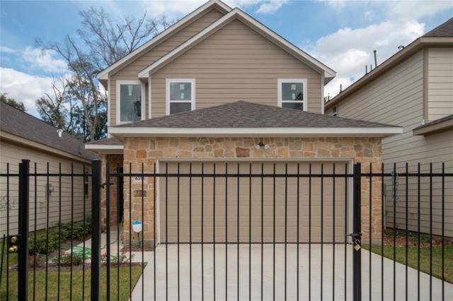 6316 Cebra Street, Houston, TX 77091 (MLS #81491807) :: Texas Home Shop Realty