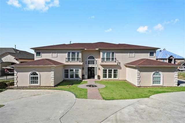 18956 Harbor Side Boulevard, Montgomery, TX 77356 (MLS #81491960) :: Michele Harmon Team