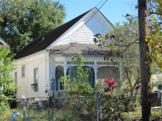 1810 Marion Street, Houston, TX 77009 (MLS #81499695) :: Magnolia Realty