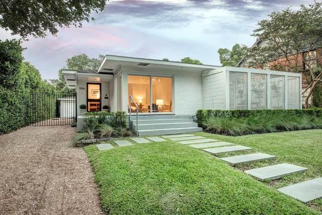 2124 Goldsmith Street, Houston, TX 77030 (MLS #81503891) :: NewHomePrograms.com LLC