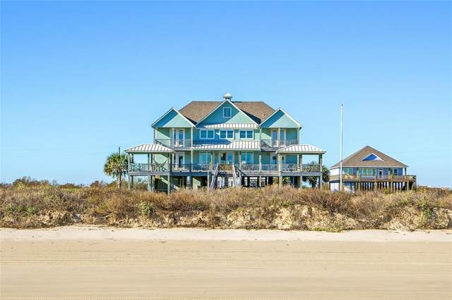 374 Atkinson, Crystal Beach, TX 77650 (MLS #81503939) :: The Bly Team