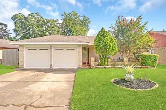 1315 Wildgrove Drive, Pasadena, TX 77504 (#81504402) :: ORO Realty
