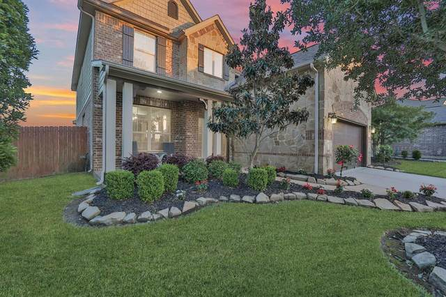 2430 Santiago Lane, League City, TX 77573 (MLS #81521330) :: Giorgi Real Estate Group