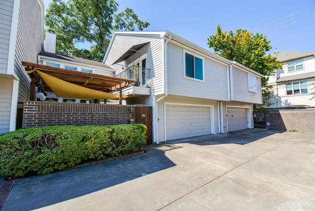 2600 Nantucket Drive C, Houston, TX 77057 (MLS #81527481) :: The SOLD by George Team
