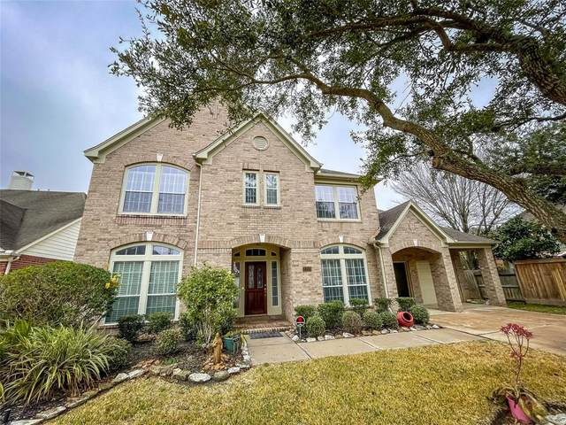 2310 River Lodge Lane, Sugar Land, TX 77479 (MLS #81527637) :: NewHomePrograms.com