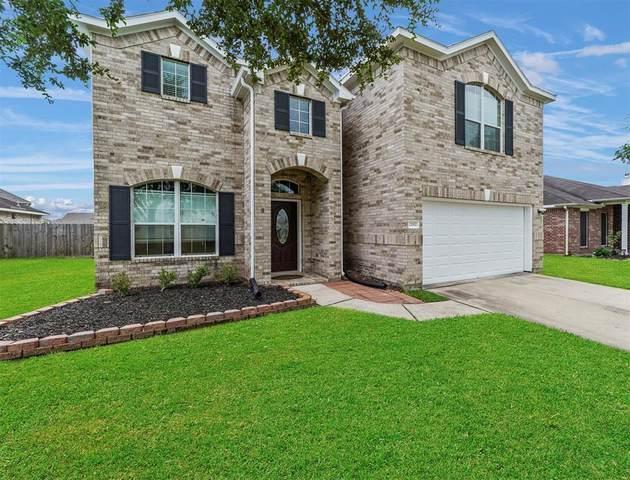 2187 Crane Hawk Lane, League City, TX 77573 (MLS #81529479) :: Rachel Lee Realtor