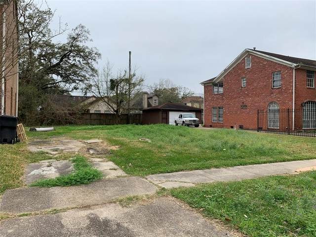 2702 Cleburne Street, Houston, TX 77004 (MLS #8153330) :: CORE Realty