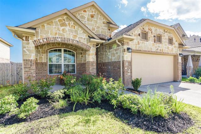 9617 Yellow Rose Drive, Texas City, TX 77591 (MLS #81539879) :: The Sansone Group