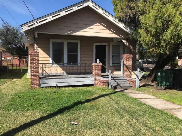 117 N Hagerman Street, Houston, TX 77011 (MLS #81543553) :: Texas Home Shop Realty