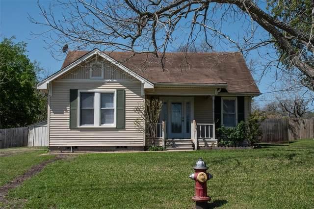 709 Burleson Street, Brenham, TX 77833 (MLS #81549882) :: Ellison Real Estate Team