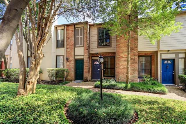 1201 Mcduffie Street #138, Houston, TX 77019 (MLS #81554305) :: Keller Williams Realty