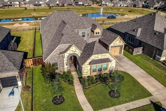7314 Capeview Crossing Crossing, Spring, TX 77379 (MLS #81558222) :: Texas Home Shop Realty
