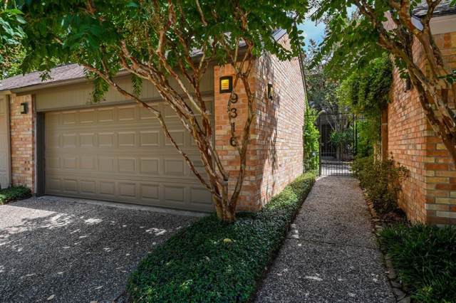 9316 Briar Forest Drive, Houston, TX 77063 (MLS #8156339) :: The Heyl Group at Keller Williams