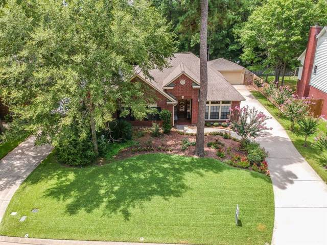 116 W Bonneymead Circle, The Woodlands, TX 77381 (MLS #81563950) :: The Heyl Group at Keller Williams