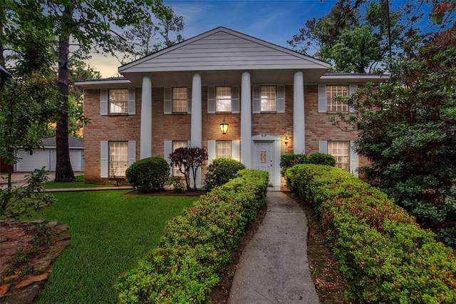 25618 Walnut Grove Circle, Spring, TX 77380 (MLS #81566465) :: The SOLD by George Team