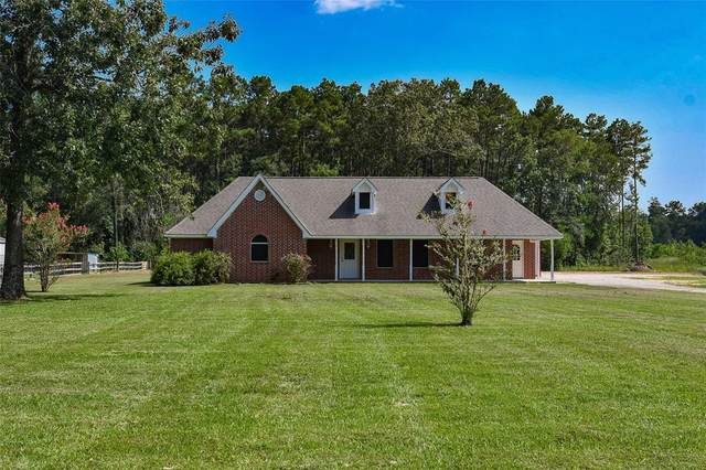 436 County Road 3141 E, Cleveland, TX 77327 (MLS #81567162) :: The Bly Team