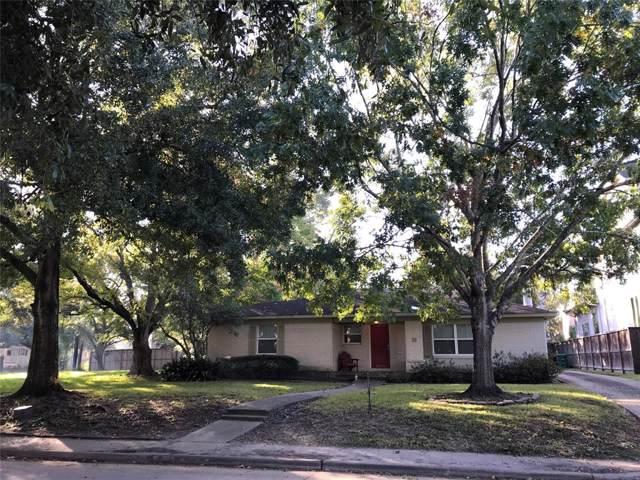 3805 Grennoch Lane, Houston, TX 77025 (MLS #81568138) :: The Heyl Group at Keller Williams