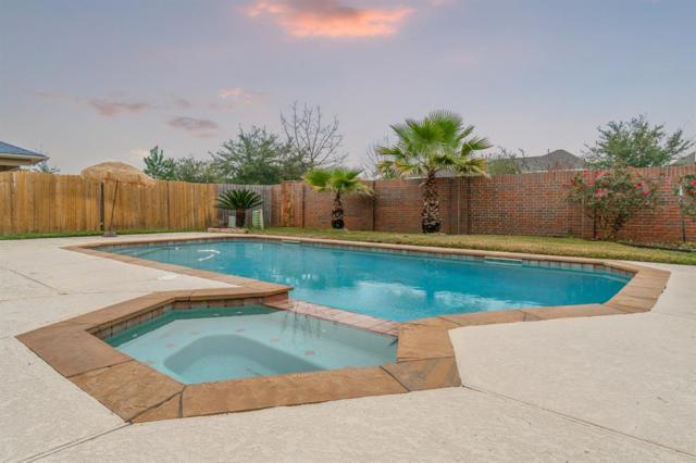 9431 Thurber Ridge Drive, Spring, TX 77379 (MLS #81570406) :: Grayson-Patton Team