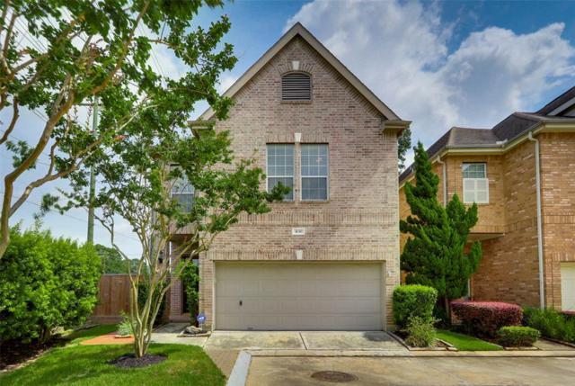 3130 Heritage Creek Terrace, Houston, TX 77008 (MLS #81579988) :: The Heyl Group at Keller Williams