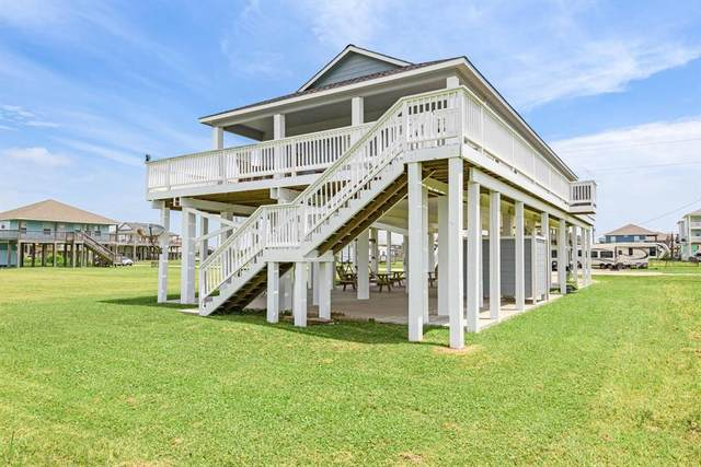 847 S Tinkle Lane, Crystal Beach, TX 77650 (MLS #81580912) :: Michele Harmon Team