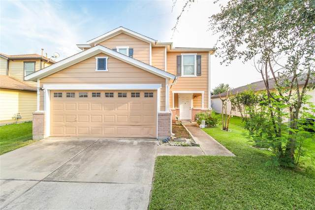 12915 Cloverwalk Lane, Houston, TX 77072 (MLS #81583719) :: My BCS Home Real Estate Group