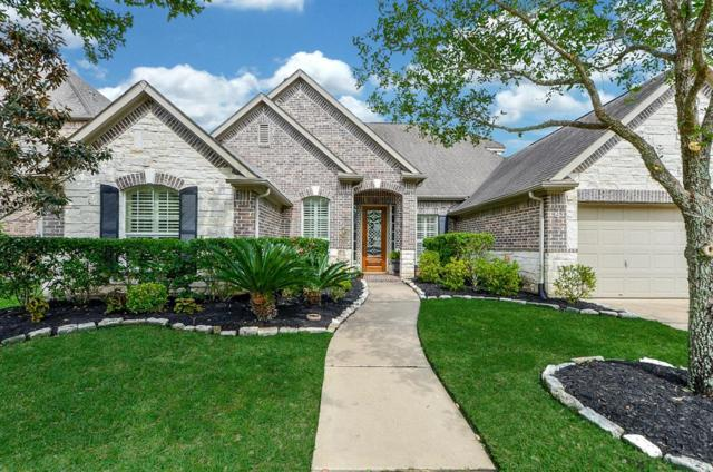 3318 Dancing Creek Lane, Missouri City, TX 77459 (MLS #8158570) :: The Home Branch
