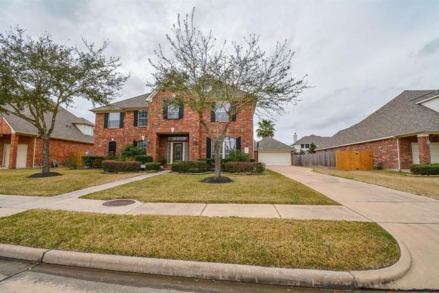 12006 Cedar Creek Drive, Pearland, TX 77584 (MLS #81588141) :: The Property Guys