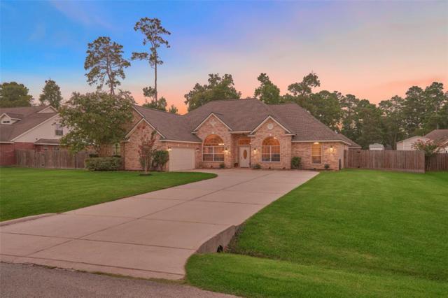 7122 Wedgewood Drive, Magnolia, TX 77354 (MLS #81591626) :: Grayson-Patton Team