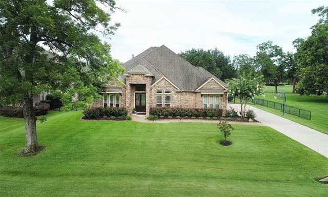 5434 Woodbury Street, Fulshear, TX 77441 (MLS #81601095) :: The Property Guys