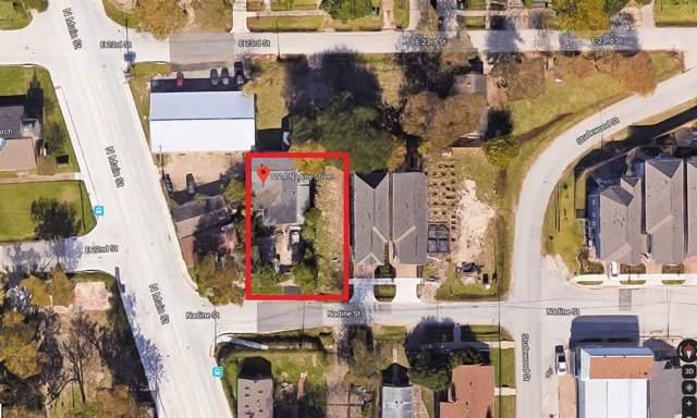 1214 Nadine Street, Houston, TX 77009 (MLS #81603465) :: Green Residential
