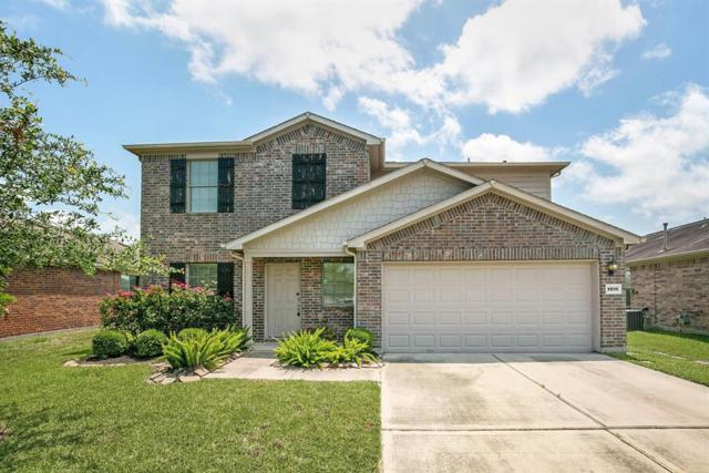 1011 Honeysuckle Vine Drive, Rosenberg, TX 77469 (MLS #81611825) :: The Heyl Group at Keller Williams