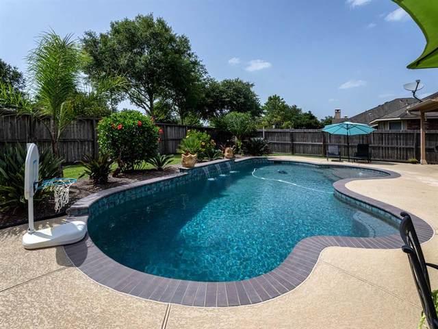 523 Stoneridge Terrace Lane, League City, TX 77573 (MLS #81619485) :: Rachel Lee Realtor