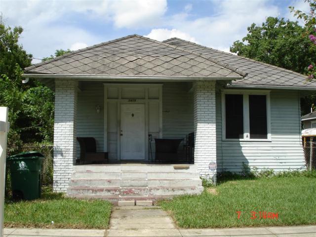 3419 Mcgowen Street, Houston, TX 77004 (MLS #81620807) :: The Heyl Group at Keller Williams