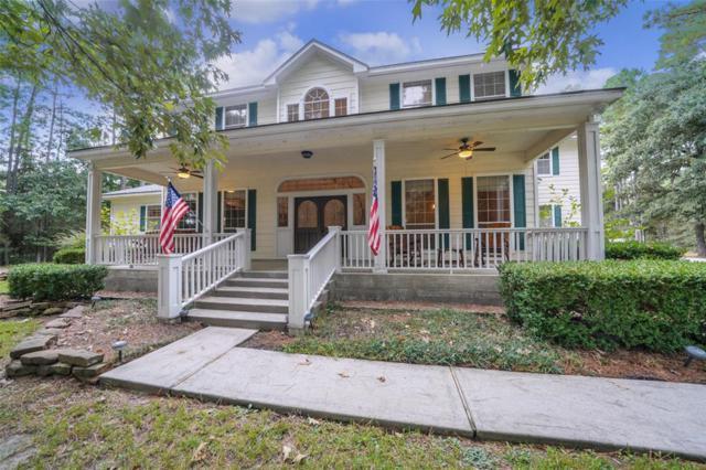 19318 Country Lake Drive, Magnolia, TX 77355 (MLS #81628090) :: Fairwater Westmont Real Estate