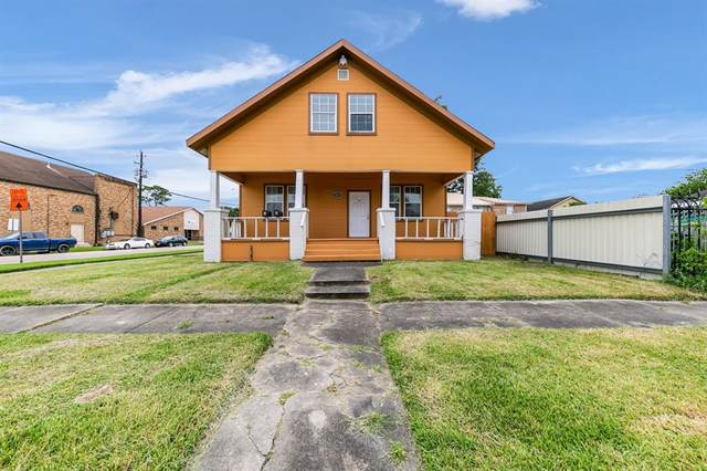7842 Baltimore Street, Houston, TX 77012 (MLS #81628660) :: Keller Williams Realty