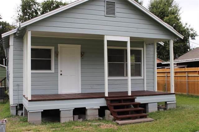 3419 Elser Street, Houston, TX 77009 (MLS #81632112) :: Caskey Realty