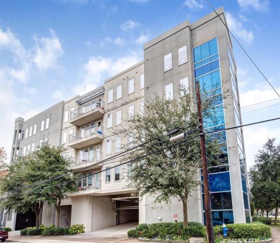 505 Jackson Hill Street #212, Houston, TX 77007 (MLS #81638201) :: Giorgi Real Estate Group