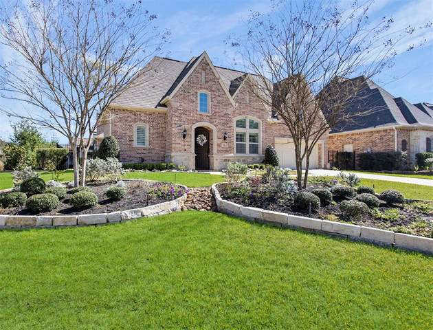 71 Lake Reverie Place, Tomball, TX 77375 (MLS #81650067) :: The SOLD by George Team