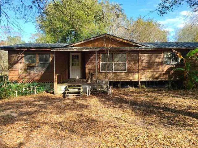 356 County Road 3015, Dayton, TX 77535 (MLS #81670601) :: Lerner Realty Solutions